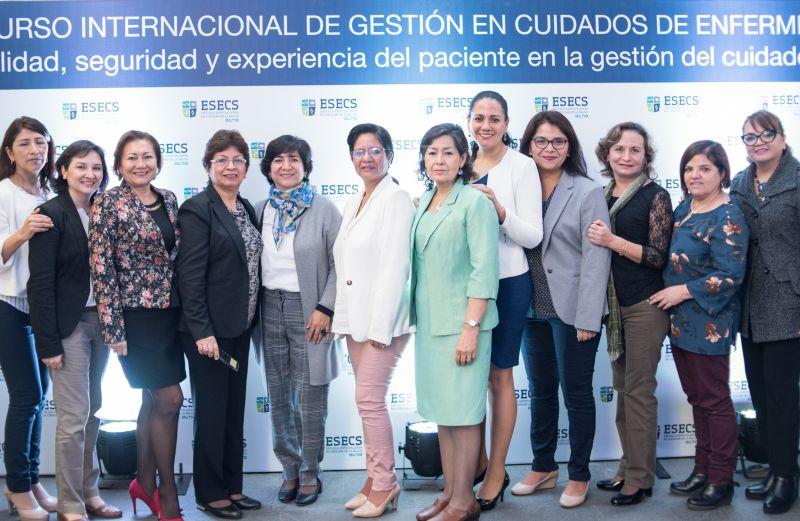 II CURSO INTERNACIONAL DE GESTIÓN EN CUIDADOS DE ENFERMERÍA