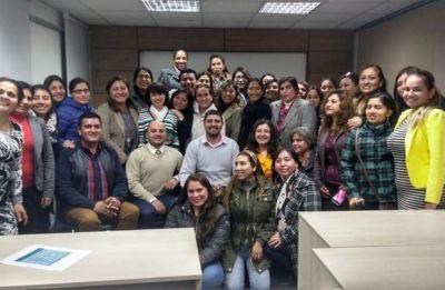 ENCUENTRO INTERNACIONAL DE LA RED DE ENFERMERÍA EN CUIDADOS PALIATIVOS