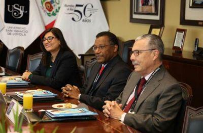 ESECS FIRMA CONVENIO INTERINSTITUCIONAL CON EL INSTITUTO DE EMPRENDEDORES DE LA USIL